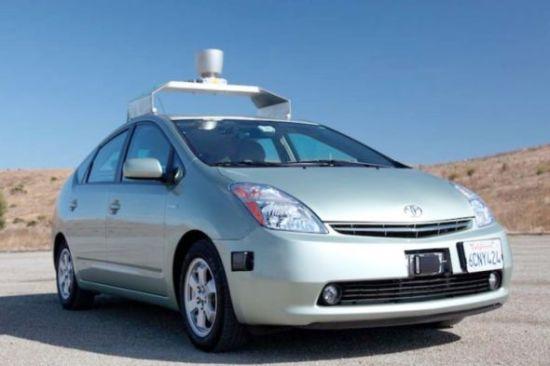 谷歌无人驾驶汽车或将带来下一轮失业大潮